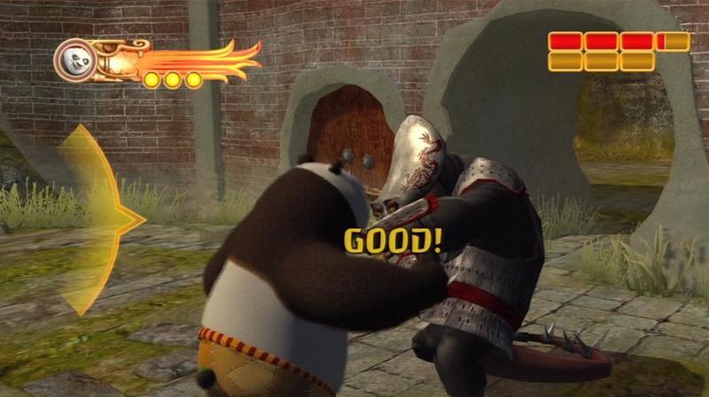 Игра кунфу панда 2 на пк