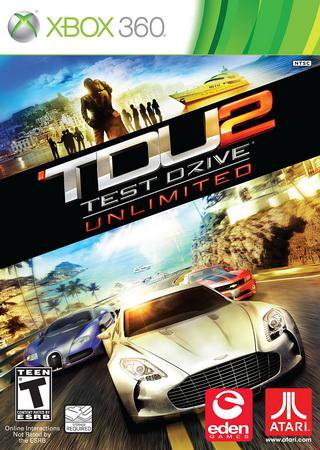 Test Drive Unlimited 2 (2011) Xbox ������� ���������