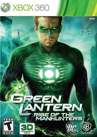 Green Lantern: Rise of the Manhunters (2011) Скачать Бесплатно
