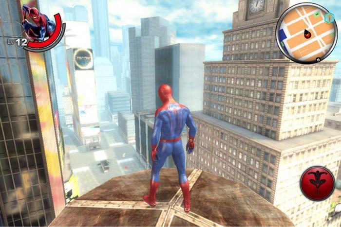 The Amazing Spider Man 2 1.2.7d Apk + Mod - revdl.com