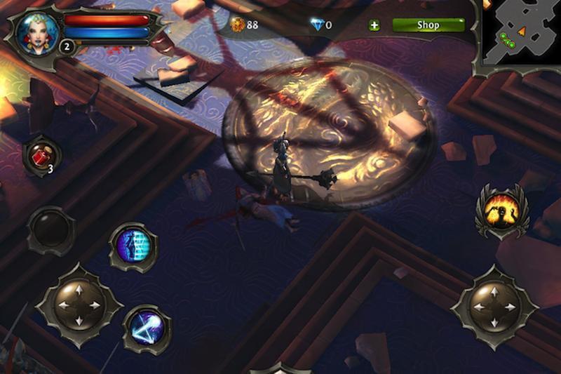 Dungeon hunter 4 на пк скачать торрент