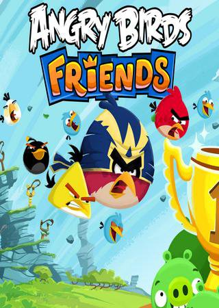 Angry Birds Friends ������� �������