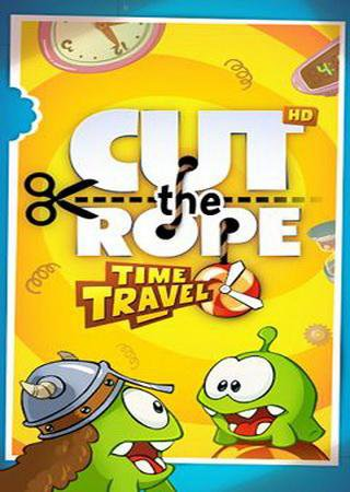 Скачать Cut the Rope: Time Travel торрент