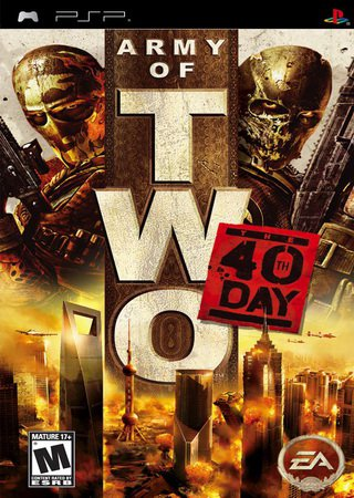 Army of TWO: The 40th Day (2010) PSP ������� ���������