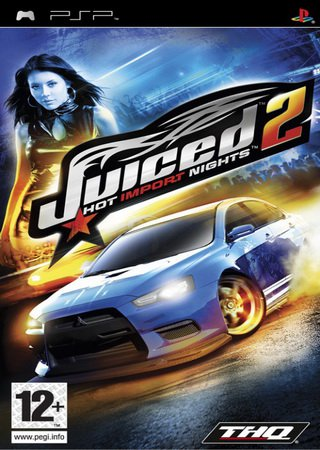 Juiced 2: Hot Import Nights (2007) PSP ������� �������