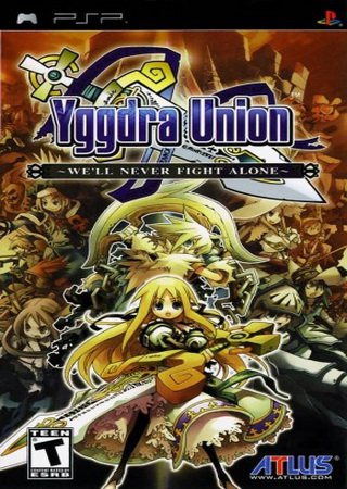 Yggdra Union (2008) PSP ������� �������