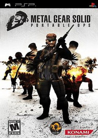 Metal Gear Solid: Portable Ops Скачать Торрент