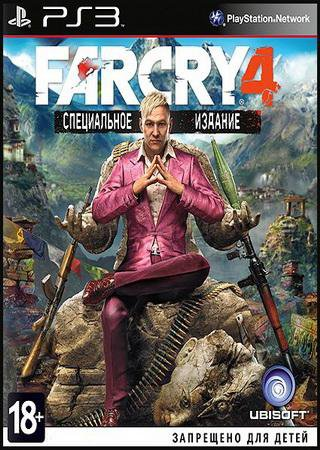 Far Cry 4 (2014) PS3 ������� �������