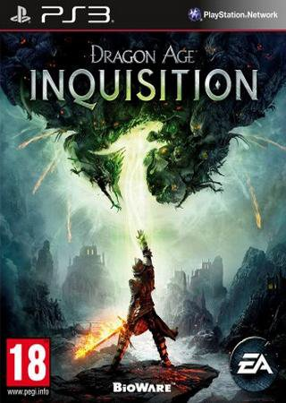 Скачать Dragon Age: Inquisition (2014) PS3 торрент