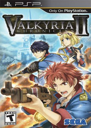 Valkyria Chronicles 2 (2010) PSP ������� �������