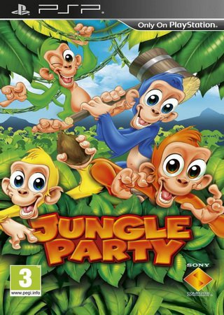 Buzz! Junior: Jungle Party (2010) PSP ������� �������