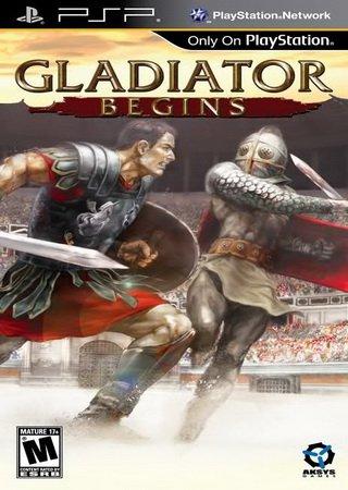 Скачать gladiator begins psp торрент