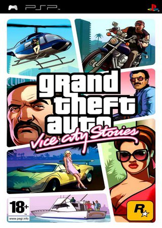 Grand Theft Auto: Vice City Stories (2006) PSP ������� �������