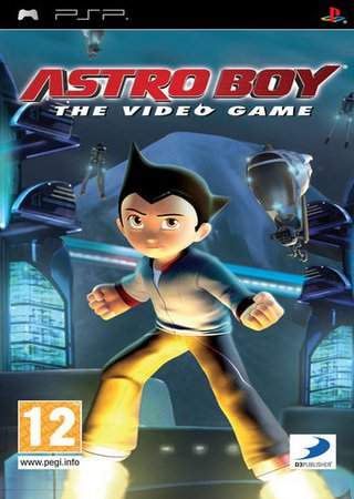 Astro Boy: The Video Game (2009) PSP ������� �������