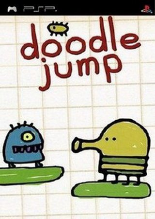 New Doodle Jump P5P / Christmas v5.1 (2013) PSP ������� �������