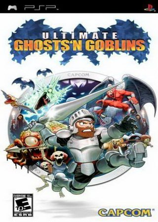 Ultimate Ghosts 'n Goblins (2006) PSP Скачать Торрент