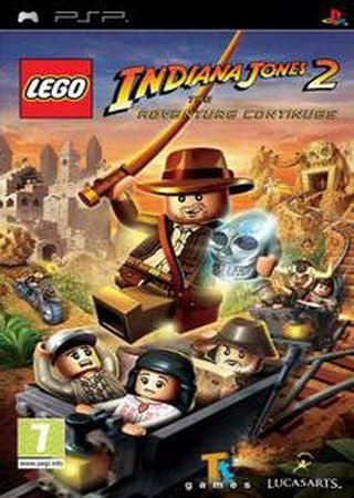 Скачать LEGO Indiana Jones 2: The Adventure Continues торрент