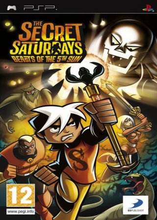 Secret Saturdays: Beasts of the 5th Sun, The (2009) PSP ������� �������