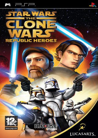 Star Wars: The Clone Wars - Republic Heroes Скачать Торрент