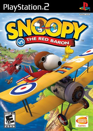 Snoopy vs the Red Baron (2006) PSP ������� �������