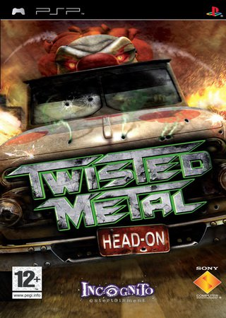 Twisted Metal Head On (2005) PSP ������� �������