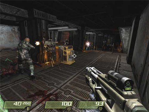 Quake IV (2005) PC | RePack от ivandubskoj