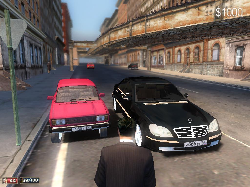 Mafia Торрент Русские Машины