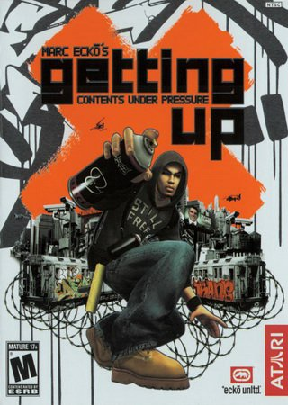 Marc Ecko's Getting Up: Contents Under Pressure (2006) SteamRip ������� �������