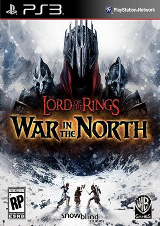 Lord Of The Rings: War In The North (2011) PS3 Скачать Торрент