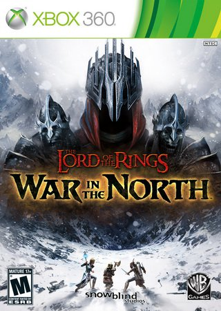 Lord Of The Rings: War In The North (2011) XBOX360 Скачать Торрент