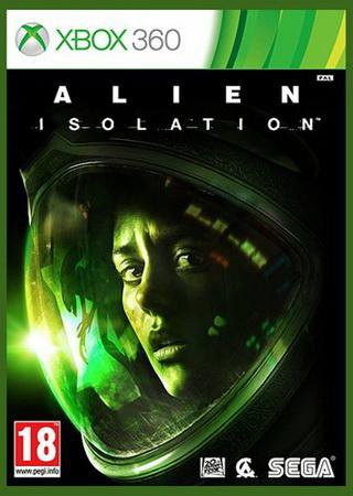 Скачать Alien: Isolation (2014) XBOX360 торрент