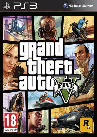 GTA 5 / Grand Theft Auto V (2013) PS3 ������� �������