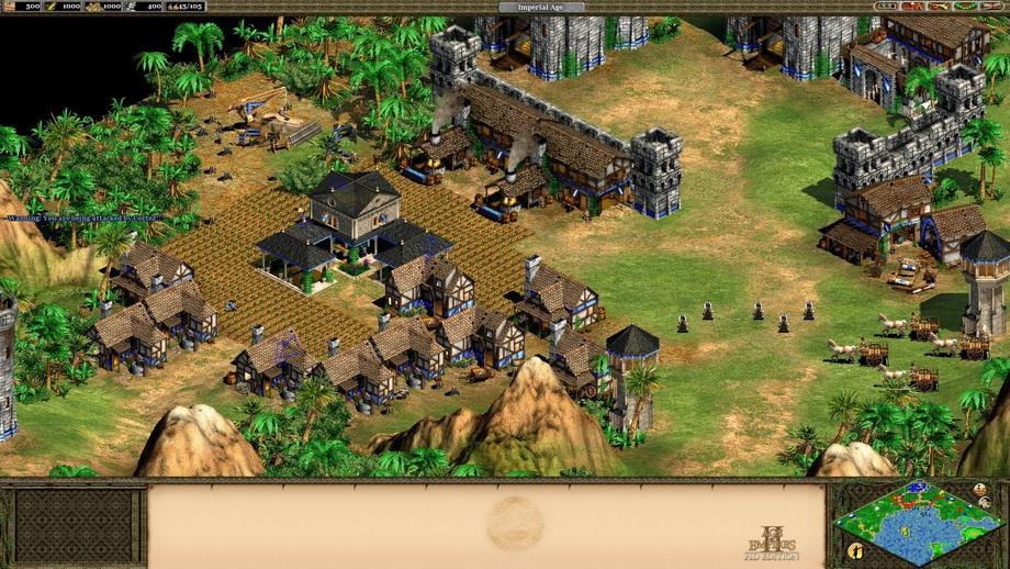 Age of empires 3 как создать сценарий