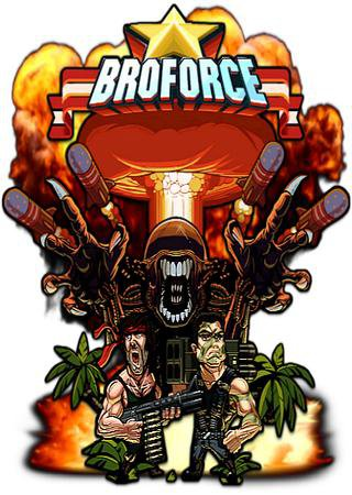Broforce: The Expendables Missions Скачать Торрент