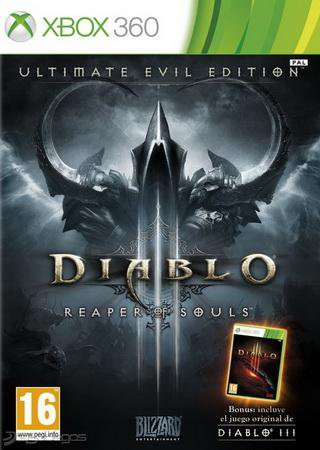 Скачать Diablo 3: Reaper of Souls - Ultimate Evil Edition торрент
