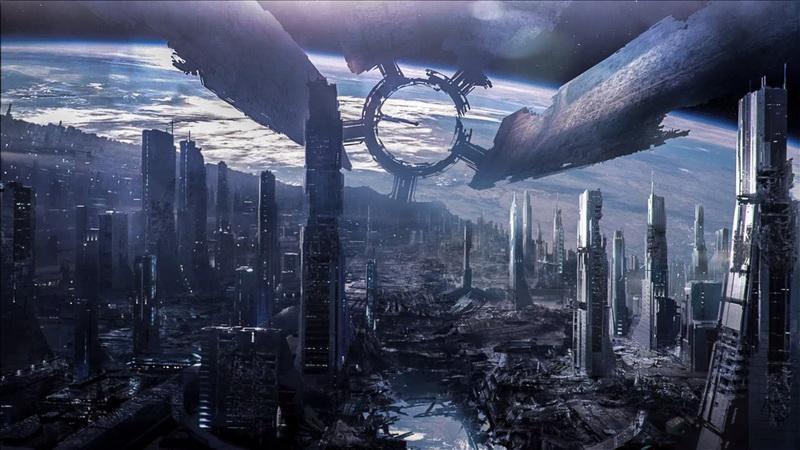 Mass effect в разработке новая часть игры