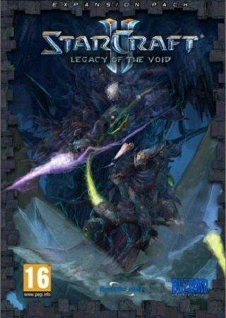 Скачать Starcraft 2: Legacy of The Void торрент