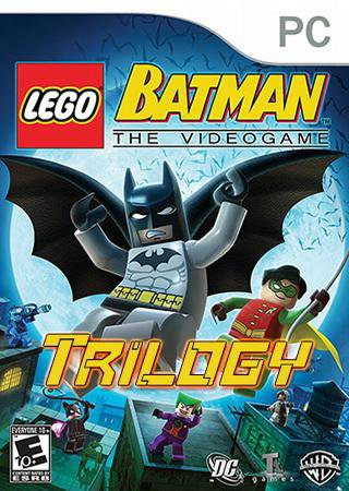 Скачать LEGO Batman: Trilogy торрент
