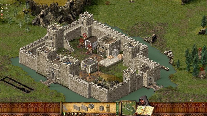 скачать игру Stronghold 1 через торрент на русском бесплатно - фото 5