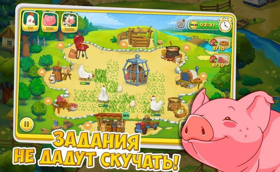 Игры на телефон андроид ферма ферма
