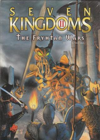 Скачать Seven Kingdoms 2: The Fryhtan Wars торрент