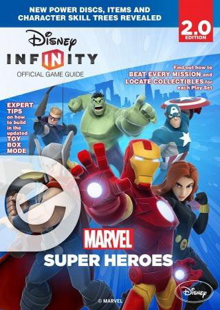 Disney Infinity 2.0: Marvel Super Heroes Скачать Торрент