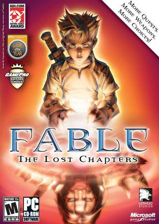Скачать Fable - The Lost Chapters торрент