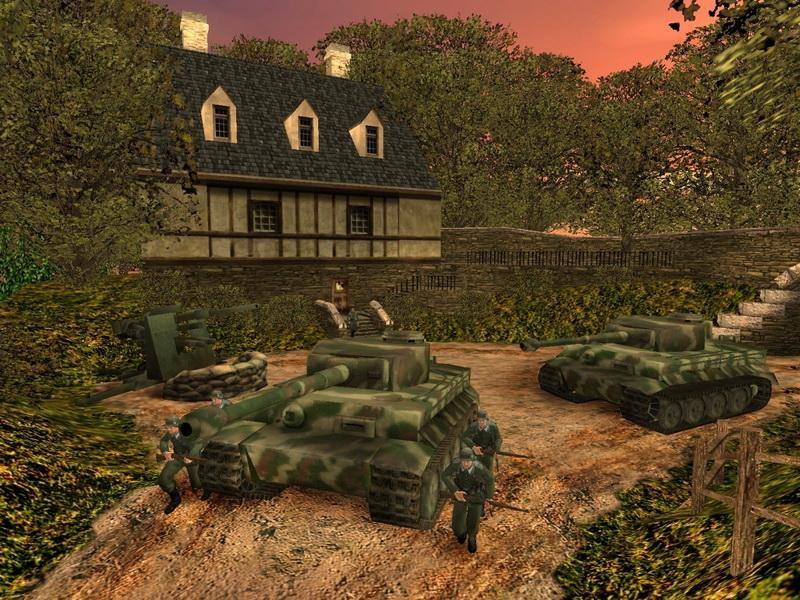 Скачать игру Война 1941 1945