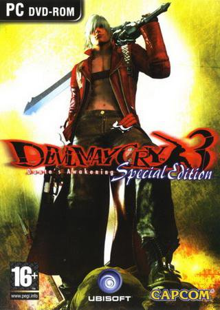 Devil May Cry 3: Dantes Awakening Скачать Торрент