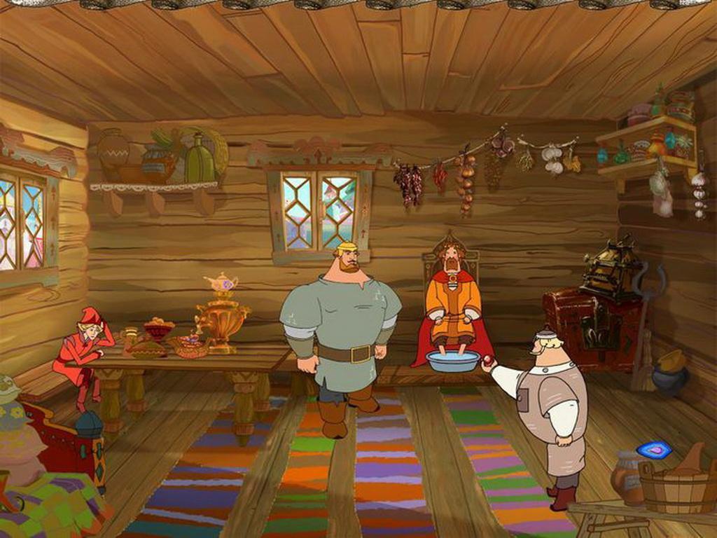 Игра Три Богатыря И Шамаханская Царица Скачать Торрент На Компьютер - фото 3