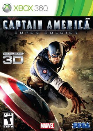 Captain America: Super Soldier Скачать Торрент