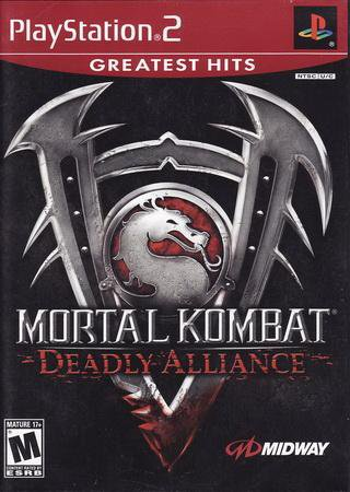 Mortal Kombat: Deadly Alliance Скачать Торрент