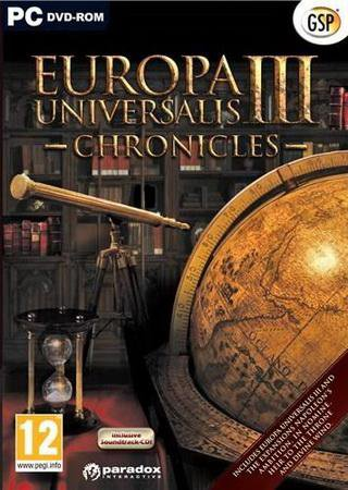 Europa Universalis 3: Chronicles Скачать Торрент