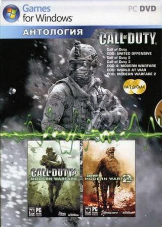 Call of Duty: ��������� (2004-2014) ������� �������